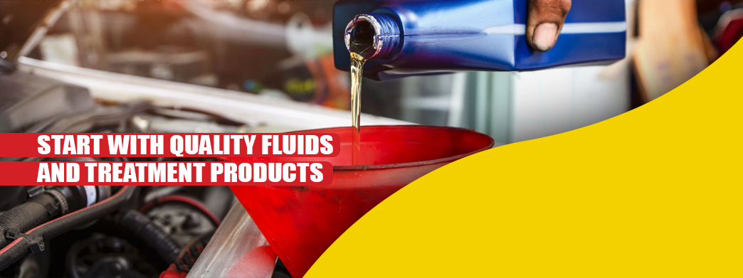 quality fluids and treatment products